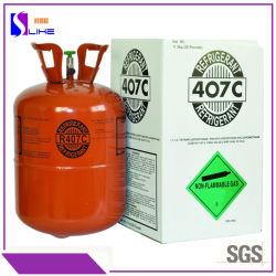 Refroidir le gaz rapide de la Chine le fournisseur de gaz réfrigérant de climatisation R407c Hot Sale