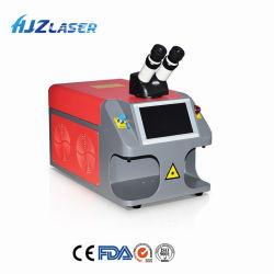 Jóias de Solda a Laser Portátil Mini Micro máquina de soldar a Laser Spot 100W 200W para jóias de prata dourada Dentária