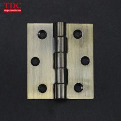 3X2.5X2.0 бронзовые дверные петли приварены головки блока цилиндров из нержавеющей стали