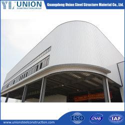 Blocco per grafici prefabbricato della struttura d'acciaio del materiale da costruzione per il magazzino industriale del gruppo di lavoro della Camera dell'azienda agricola