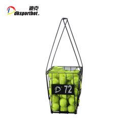 Carrello durevole del cestino della sfera di tennis di uso per il raccolto della sfera di tennis