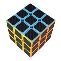 3X3X3子供の教育はPlasticmagicの困惑の立方体をもてあそぶ