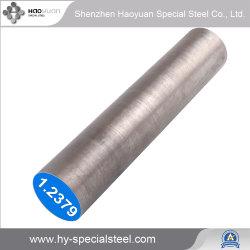 Barra de hierro forjado en caliente Bar D2 SKD11 1.2379 de dibujo para morir