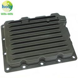 Высокая производительность обработки алюминия металлические крышки коробки передач/крышка с ЧПУ обработки