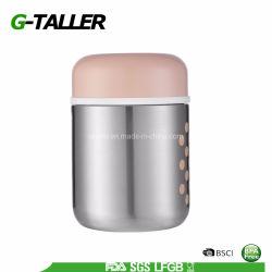 doppel-wandiger Thermo rostfreier Isolierstahlkasten des mittagessen-18 8 304