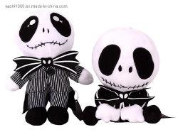 Holidday Cadeau Cadeau de l'Halloween Devil Jack permanent jouet en peluche de poupées en peluche