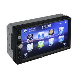 """Auto-rádio Bluetooth 2 DIN 2 DIN Car Multimedia player 7"""" HD Autoradio toque MP5 Áudio USB estéreo com câmera para visão traseira"""