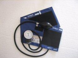 Медицинские типа Palm, Sphygmomanometer анероида анероида манометр для измерения кровяного давления