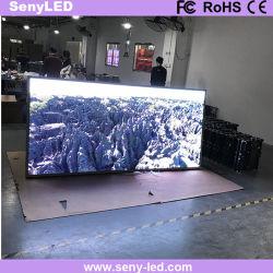 مؤشر LED لعلامة الفيديو الخارجية في الاتجاه العالي