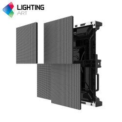 2.5 Fine Technology LED geeft HD met kleine pixelafstand binnen weer Reclame Toon LED-scherm