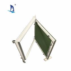لوحة الوصول المعدنية للسقف ذات السقف المعدني SA-Ap330 من الألومنيوم بطول 300 مم*300 مم من الألمنيوم أللوي جيبسوم