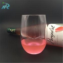 Verres à vin en vrac en plastique