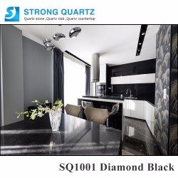 الماس الأسود / البائع / مرآة الجرانيت / الرخام / الكوارتز ستون سعر مقابل