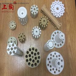 Disco de cerâmica de alta alumina para aquecimento radiante