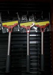 Behang Veiligheid vaste blad schraper Reiniging mes hand gereedschap in Lang en kort