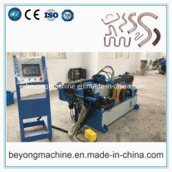 Ähnlich Edelstahl, Kupfer, Aluminium erstellt Rohr-Bieger, das automatische hydraulische CNC-Gefäß ein Profil, das für das Verbiegen der verschiedenen Formen verbiegt