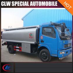 Dongfeng 8m3 6m3 Road Tank Vehicle Oil Tank Car