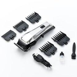 New Design Professional Hair Trimmer Haushalt Wireless Hair Trimmer für Männer 3,7V 600mAh elektrische Haarentfernung Trimmer