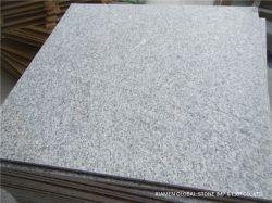 Polier/flammte China, das weiß,/grau,/Schwarzes,/Brown-G602 Löwe für Innenfußboden-Wand zurechtgeschnittene Fliesen und Küche-/Bad-Gegenoberseiten weißes Granite ist