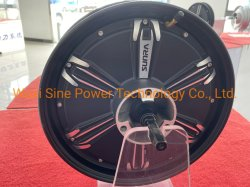 용 12인치 멀티모드 트랙 모터 허브 리어 스쿠터 모터 전기 오토바이