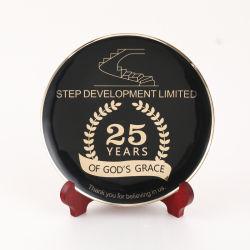 고품질 맞춤형 2D 1주년 기념 플레이트 관광 기념품 플레이트