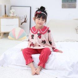 Otoño Invierno algodón natural desgaste de la casa de estilo de Tejidos Textiles los patrones de colores múltiples dormir para ropa de bebé