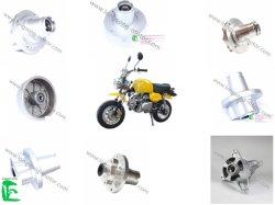 猿のオートバイの車輪Z50のディスクブレーキの前部ドラムCT70アルミ合金の車輪のドラムハブ