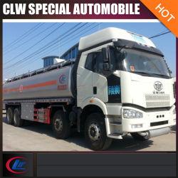 FAW 8X4 30mt 38000L Road Tank Vehicle Oil Tank Car