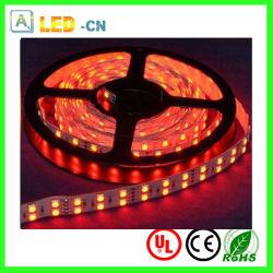 빨간 두 배 SMD 지구 줄 SMD 3528 코드 LED 리본