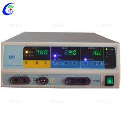 Unité de haute fréquence chirurgicale Electrosurgical la diathermie Machine portable