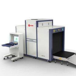 140kv de equipaje de rayos X escáner de seguridad utilizado en muchos Station