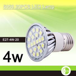 5050 20PCS LED Punkt-Licht, 4w SMD LED Beleuchtung (ALL-E2700020-SO)