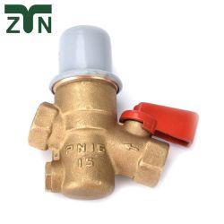 Valvola di riduzione della pressione della sfera fissa standard di ordine ISO228/Bsp/NPT/JIS del campione con nuova tecnologia