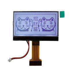 El Cog 12864 pequeño módulo LCD interfaz paralelo de 8 bits pantalla 128*64 Marcha mostrar gráficos de la FPC 30 Pines St7567