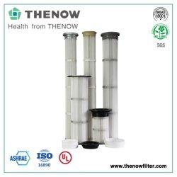 Luft-Impuls-Staub-Sammler-Kassetten-Filter, Filtereinsätze