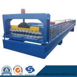 ماكينة تشكيل لفائف باب غالق دحرجة من الفولاذ للقطع الهيدروليكي لمدة أستراليا