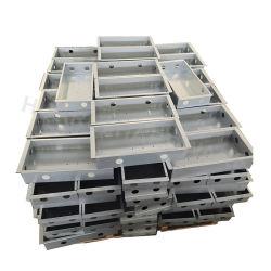 Maquinaria de Precisión de mecanizado CNC de aluminio mecanizado soldadura de acero inoxidable estampado tirar punzonado de chapa de remachado de flexión de fabricación de piezas de repuesto