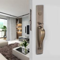 منزل حديث مفاتيح زينك أللوي الصلبة مقبض قفل الباب الميكانيكي