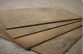 Non-Asbestos plana tejido hoja para sistema de embrague de freno