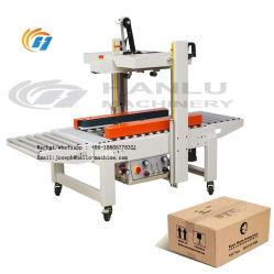 Embalagem de máquina de colagem de fita adesiva utilizada BOPP, PVC