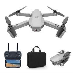 사진기 HD RC Foldable 무인비행기 4K 직업적인 Selfie WiFi 두 배 사진기 무인비행기 Quadcopter RC Dron 소형 장난감을%s 가진 무인비행기