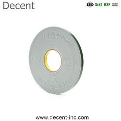 3m Vhb 화이트 양면 테이프 아크릴 폼 고본딩형 Vhb 접착 테이프(0.6mm 1.1mm 1.6mm)