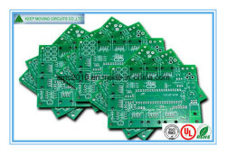 personalizado 2 Camadas Fr4 Placa de circuito com RoHS