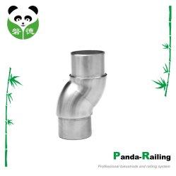 ステンレス鋼の調節可能な肘/ガラス付属品/手すりの付属品/回転管のコネクター