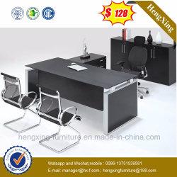 Commerce de gros de mélamine Table exécutif moderne en bois Meubles de bureau