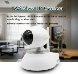 Zigbee de intercomunicación inalámbrica de audio hogar inteligente sistema de automatización de la cámara IP