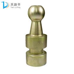 OEM het Fabriek Aangepaste Roestvrij staal van Tekeningen/Hoofd van de As van het Metaal het Voor