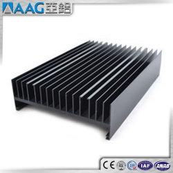L'Asie de l'aluminium Hot Sale du Groupe de radiateur en aluminium pour l'industrie électronique