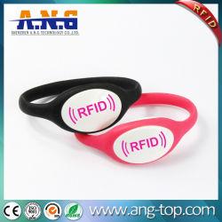 De waterdichte Manchet van de Armband van het Silicone RFID voor het Kaartje van de Voetbal
