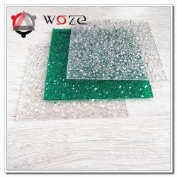 プラスチックは多炭酸塩によって浮彫りにされる固体シートバンドプラスチックシートを広げる